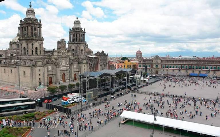 Estas son las vialidades cerradas en la Ciudad de México hasta el 16 de septiembre