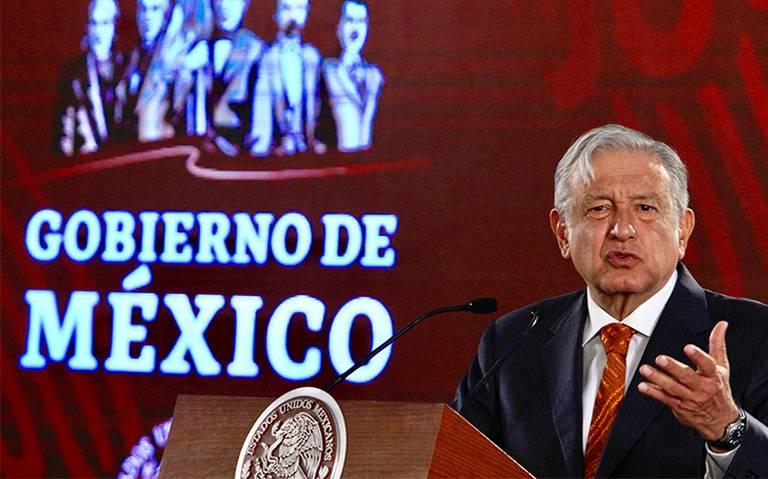 López Obrador menciona que los nuevos partidos están en su derecho de participar en la vida pública