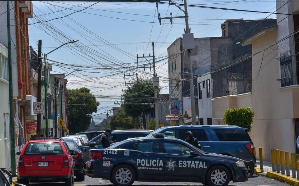 Detienen a tres por su presunta participación en el robo a casa habitación y asesinato de Notario Público en Toluca