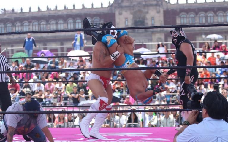 Auto Luchas dará regreso a la Lucha Libre mexicana