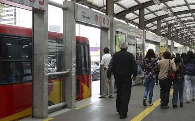 Estación Insurgentes de la Línea 1 del Metrobús se mantendrá cerrada por marcha