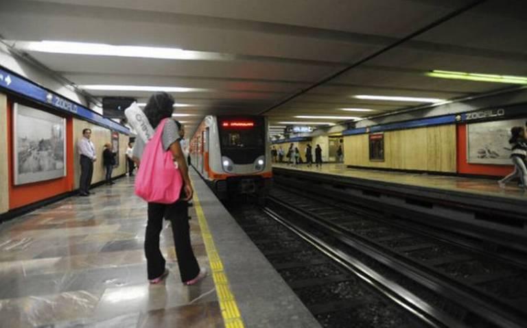 Se evitan 51 intentos de suicidio en el Metro de la Ciudad de México en lo que va del año