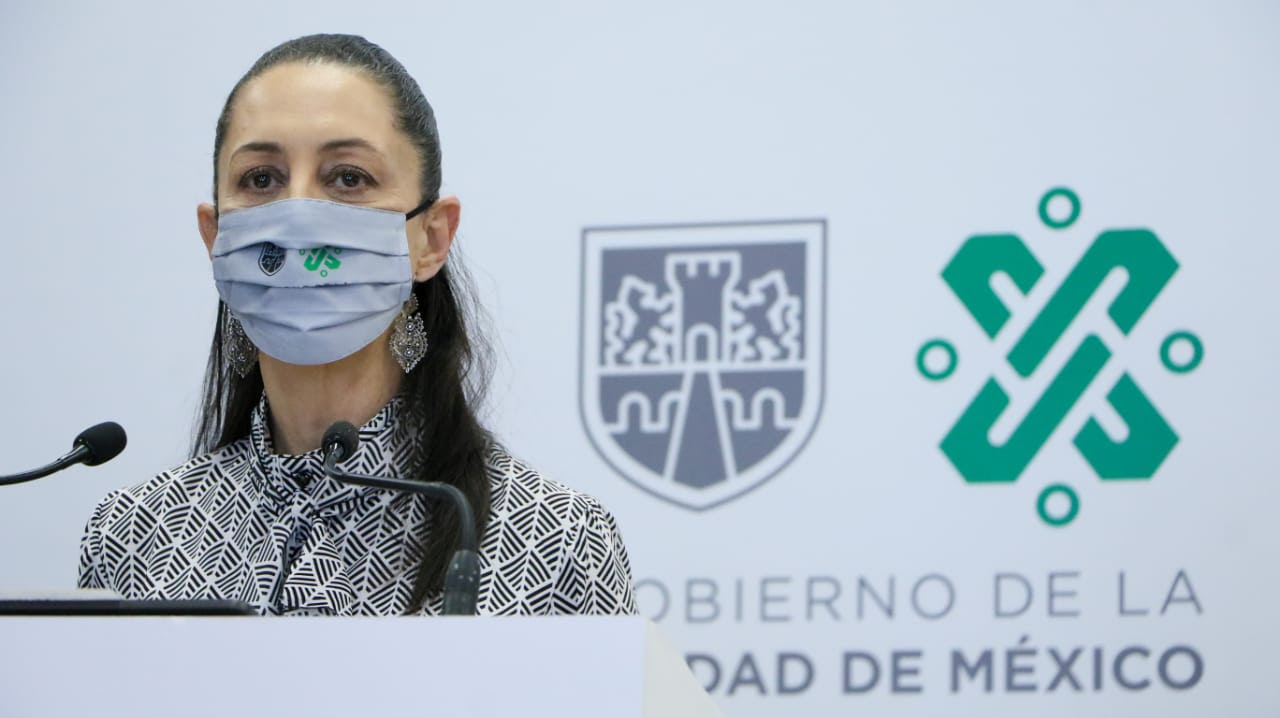 Ciudad de México se mantiene en Semáforo Naranja la próxima semana