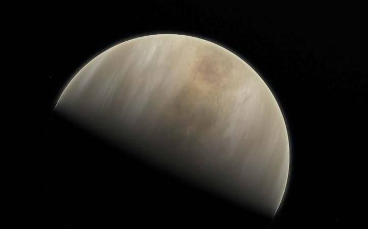 Astrónomos detectan posibles señales de vida en Venus