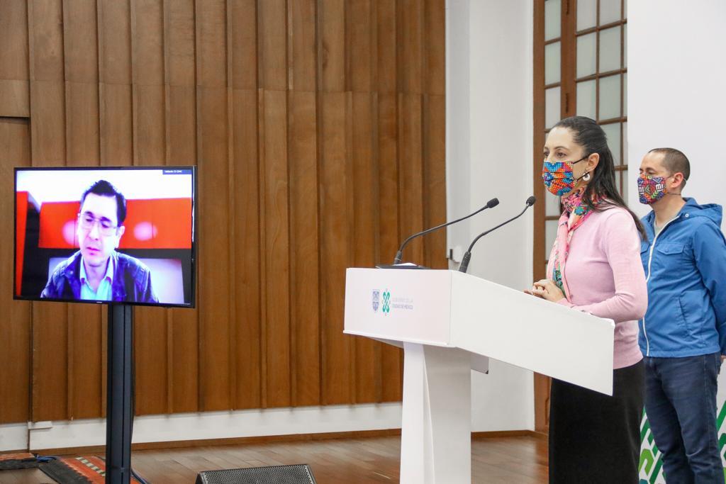 """Galardonan con premio internacional a la Ciudad de México por el proyecto de """"Mi Ciudad Segura"""""""