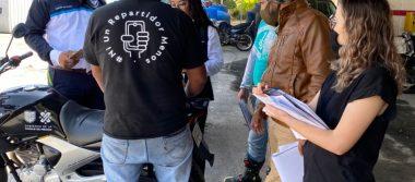 Continúa la semovi trabajos para la creación de licencia para motociclistas