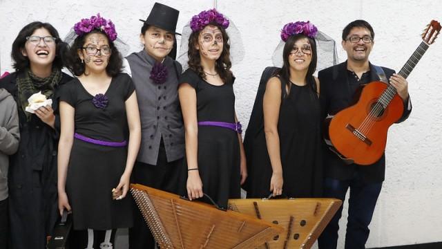 Se suma el Centro Cultural Ollin Yoliztli a la Celebración Virtual de Día de Muertos 2020