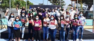 """México avanza en la ejecución del programa """"Jóvenes construyendo el Futuro"""" en El Salvador"""