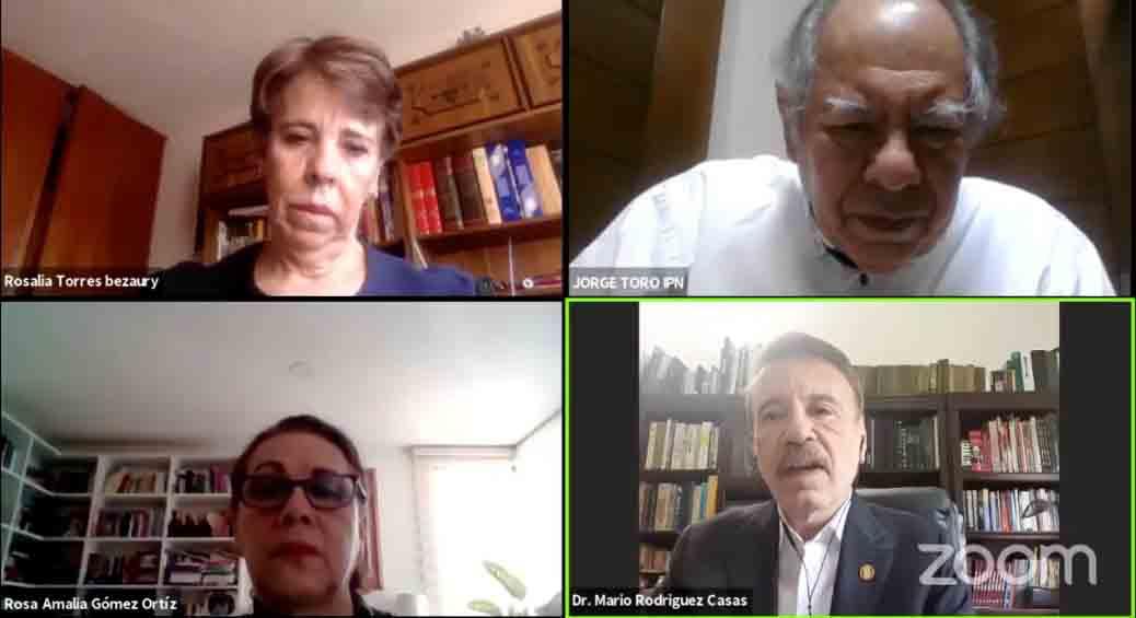 Analizan en el IPN el nuevo proceso educativo ante la pandemia