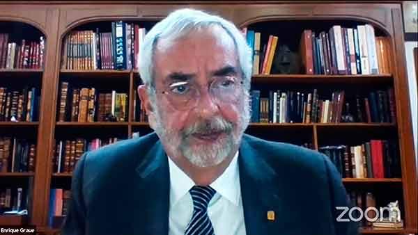 Colaboración académica internacional continúa y con mayor ímpetu: UNAM