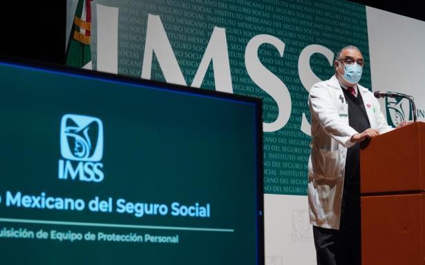 Avanza IMSS en vacunación contra la influenza entre personal de salud y derechohabientes con algún factor de riesgo