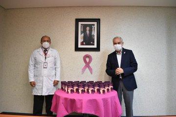 Promueve Salud Edomex detección temprana de cáncer de mama