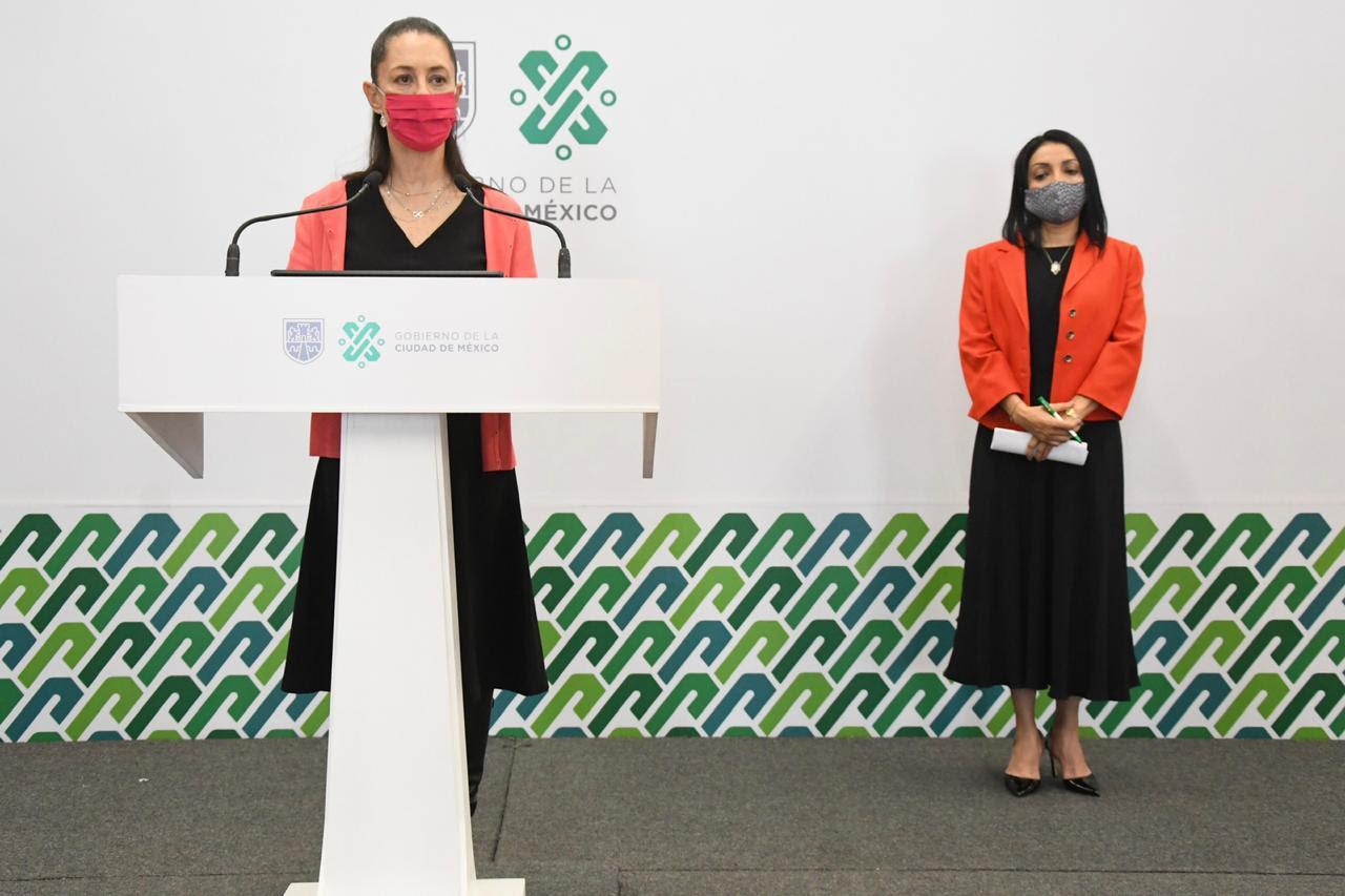 """Anuncia Gobierno capitalino entrega de apoyo alimentario a niñas y niños del programa """"Mi Beca para Empezar"""""""