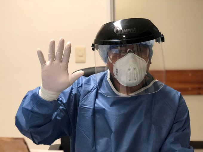 Personal del ISSSTE es elemento clave para superar la pandemia:  Jean Pedro Lohmann