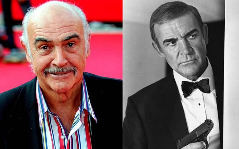 Muere el actor Sean Connery
