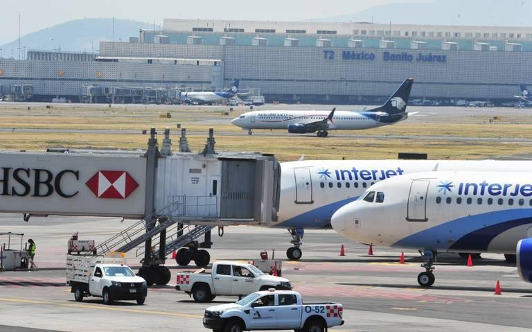 Advierten que aerolíneas queden en la bancarrota por falta de apoyos salariales