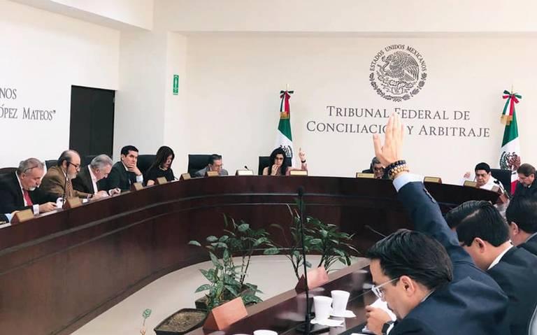 Tribunal Federal de Conciliación y Arbitraje retrasa regreso a actividades por la pandemia