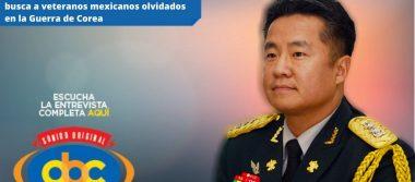 La Embajada de Corea del Sur busca a veteranos mexicanos olvidados en la Guerra de Corea: Yoon Joo Kim