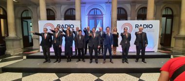 Jesús Ramírez Cuevas toma de protesta Consejo Directivo 2020-2022 de la ARVM