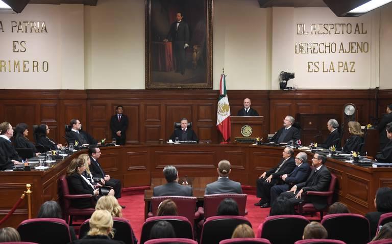 Suprema Corte de Justicia de la Nación declara constitucional la consulta de juicio a expresidentes