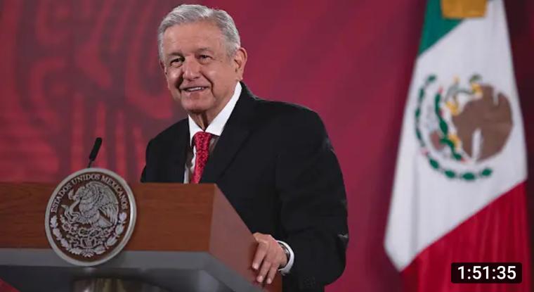 El presidente hace un llamado a Coahuila e Hidalgo para que lleven a cabo elecciones limpias y libres.