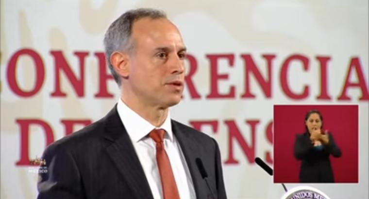México ya tiene su plan de vacunación contra el COVID-19: López Gatell