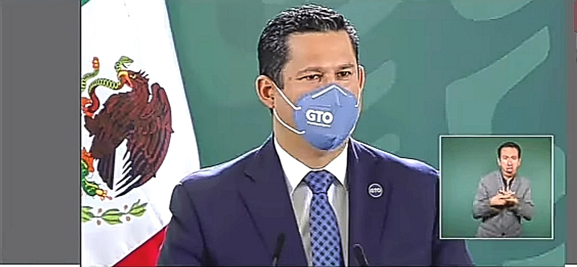 Diego Sinhue, mencionó que Alianza Federalista peleará por presupuesto