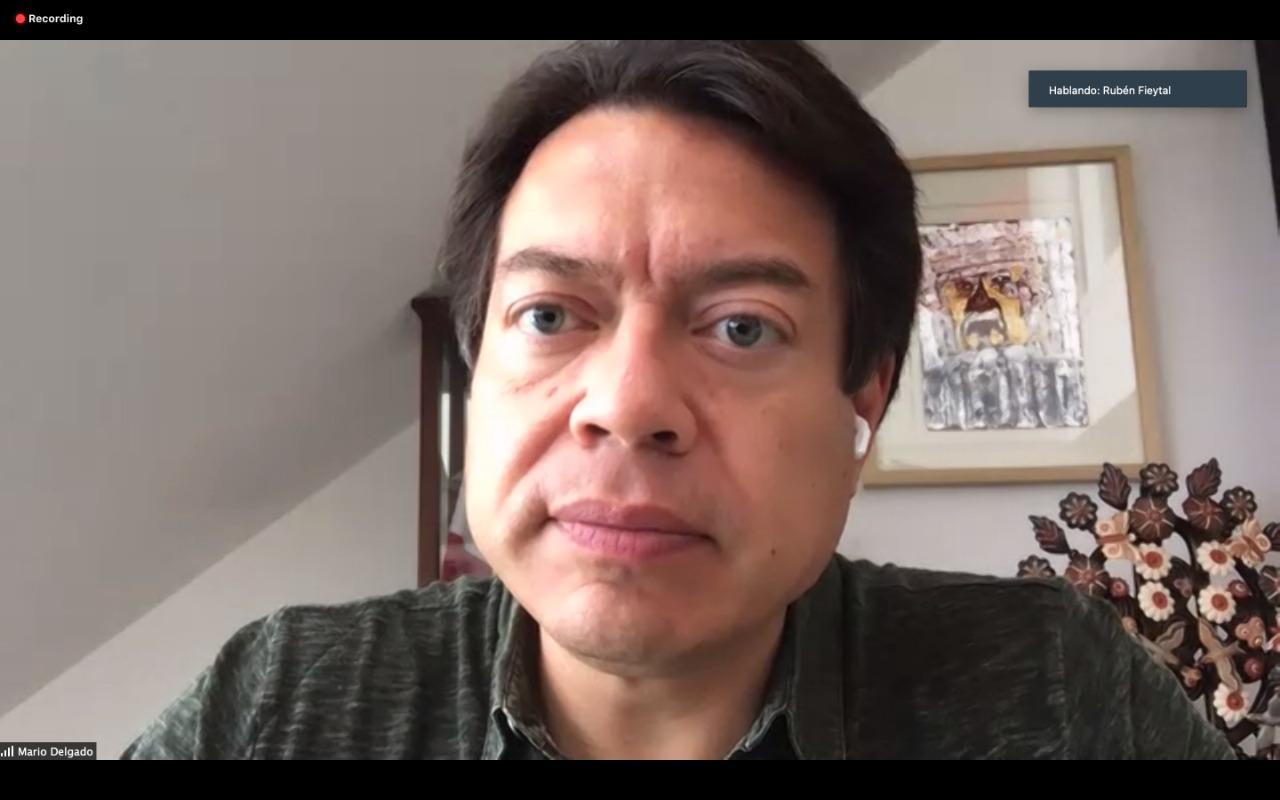 Busco servir para trascendencia del movimiento, no para trascendencia personal o buscando romper un Récord Guinness: Mario Delgado