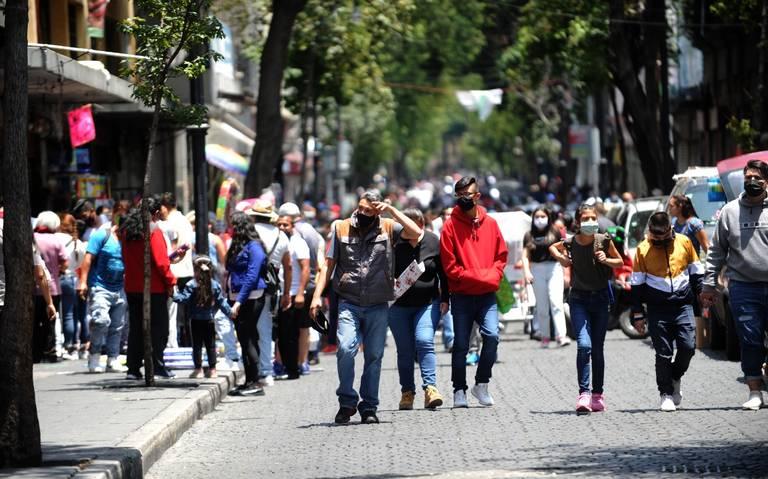 Seis alcaldías de la Ciudad de México presentan mayor índice de casos de COVID-19