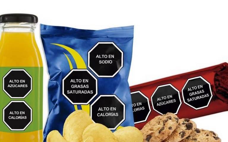 Más empresas podrían buscar amparo ante entrada de nuevo etiquetado en alimentos
