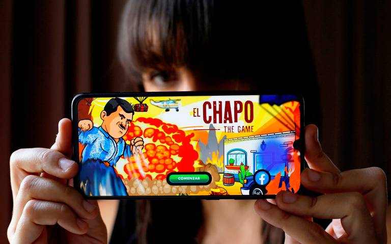 """Estudiantes mexicanos crean videojuego de """"El Chapo"""", con el fin de obtener fondos para seguir estudiando"""