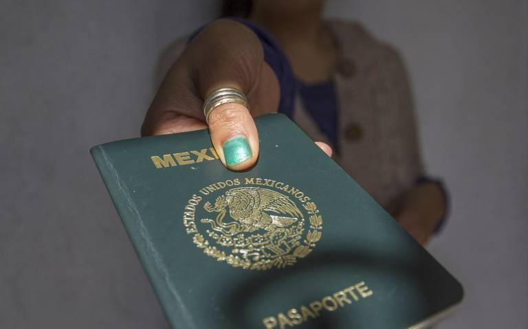 Se llevará a cabo una jornada extraordinaria de emisión de pasaportes en consulados de México en EE. UU.