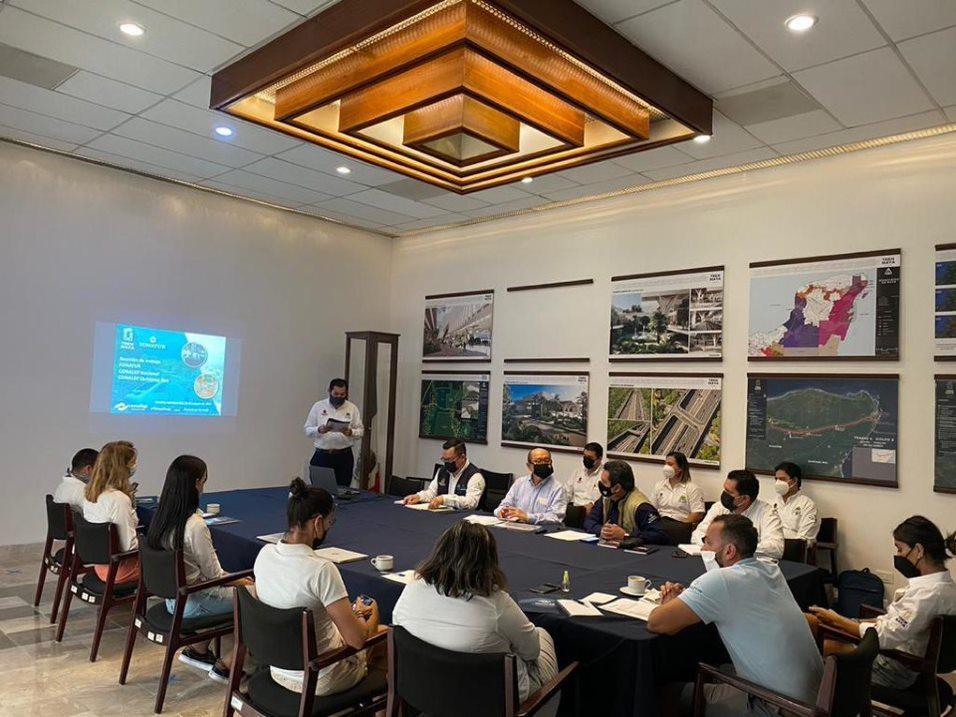 Trabajan CONALEP y FONATUR en la capacitación del capital humano para Proyecto del Tren Maya