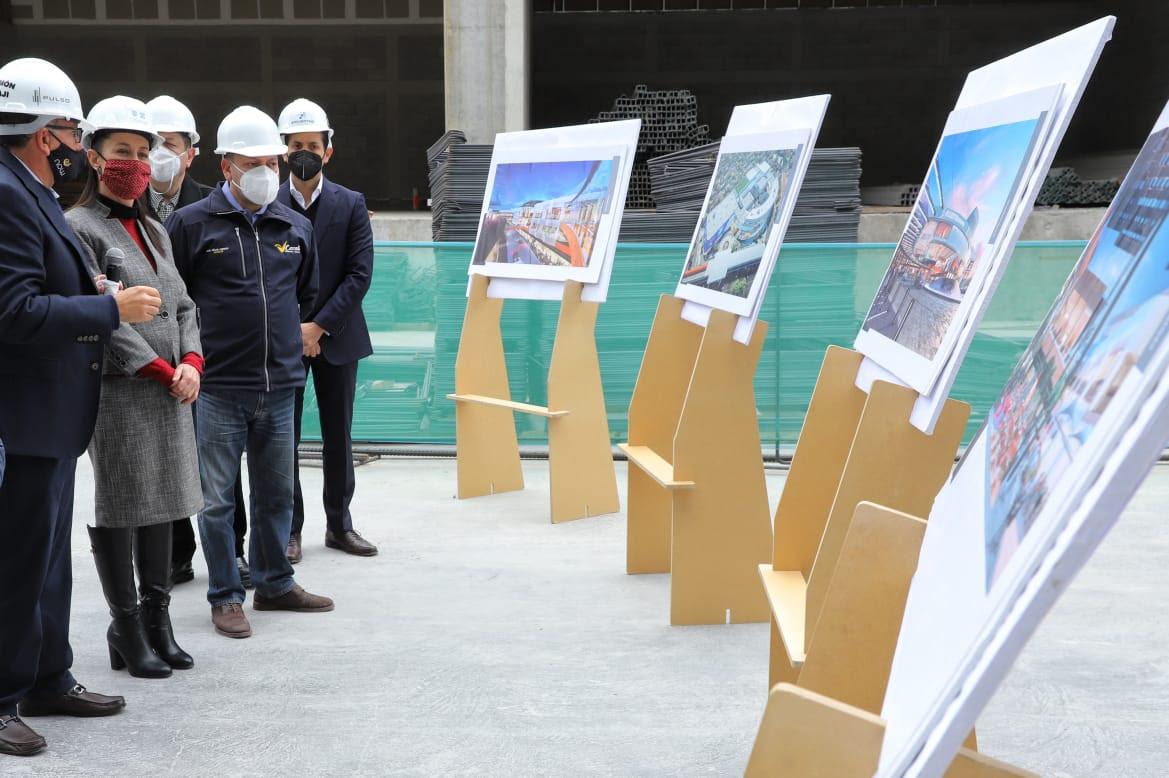 Promueve Gobierno capitalino inversión privada de 1,300 mdp en construcción de Encuentro Oceanía