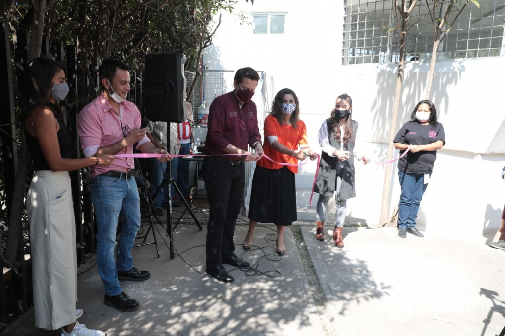 Inauguran Clínica Veterinaria en alcaldía Cuauhtémoc