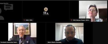 Preside Miguel Torruco la Segunda Reunión Ordinaria de la Comisión Interamericana de Turismo de la OEA