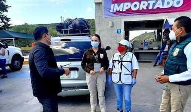 Se realizaráOperativo Invierno 2020 para orientar a connacionales que realicen viajes esenciales a México