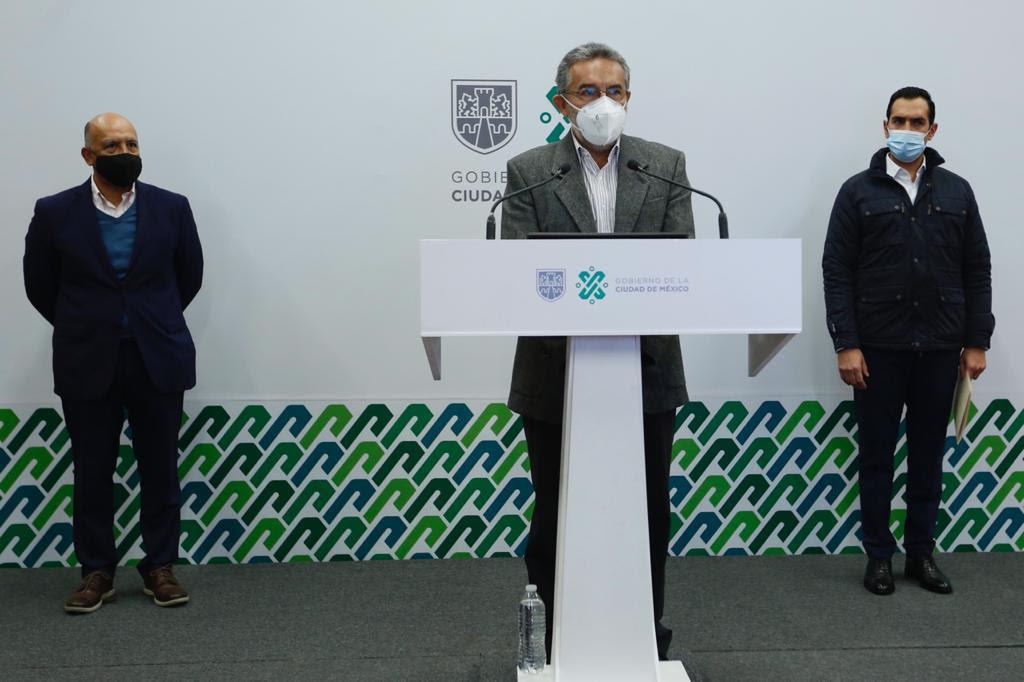 Ante reducción en el suministro del Cutzamala, anuncian operativo de abasto de agua potable mediante 545 pipas y 59 garzas