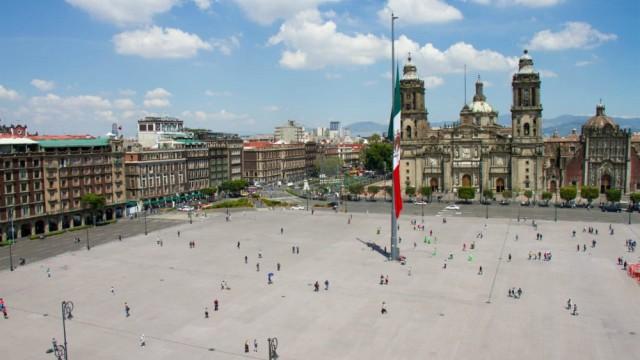 """Ciudad de México es una de las 88 ciudades líderes climáticas clasificadas por la """"A List"""""""