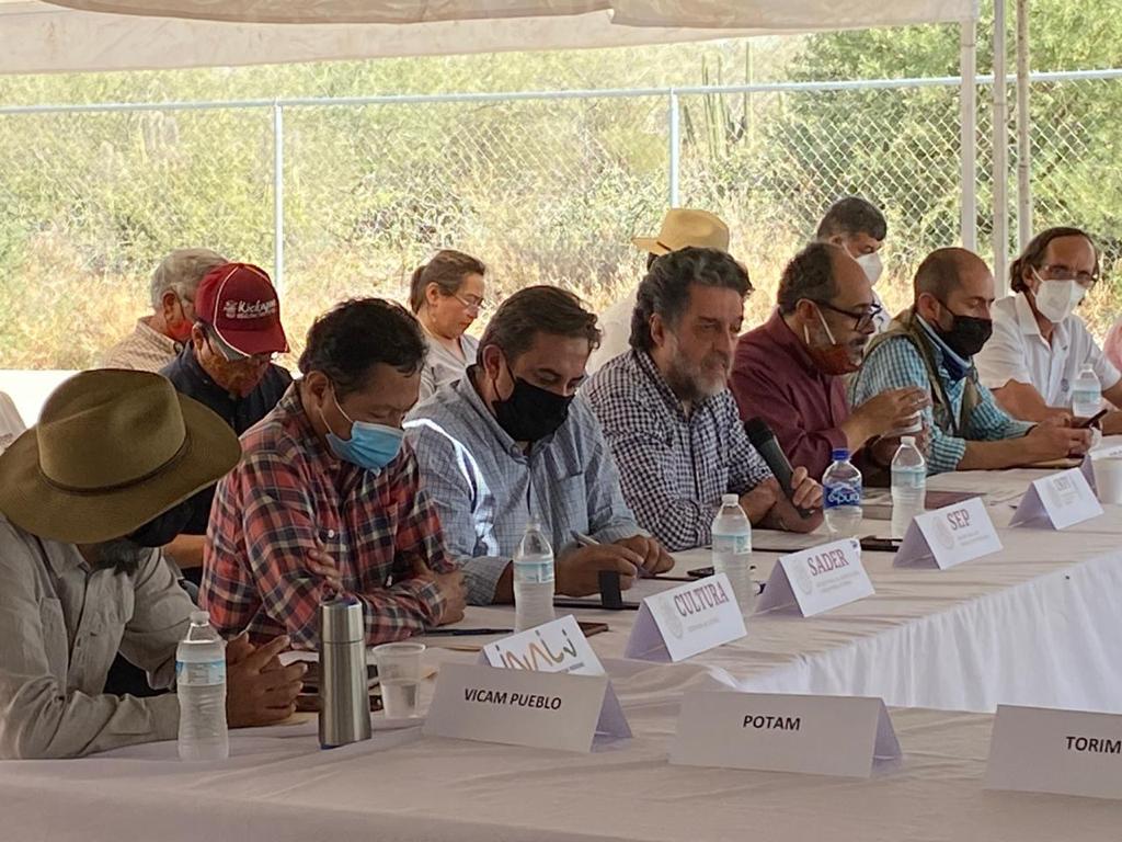 Acuerdan Gobierno Federal y Tribu Yaqui la creación de la Universidad Intercultural