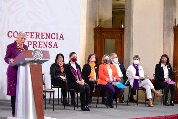 El machismo mata, destruye las vidas de las mujeres y limita el desarrollo de nuestro país: Olga Sánchez Cordero