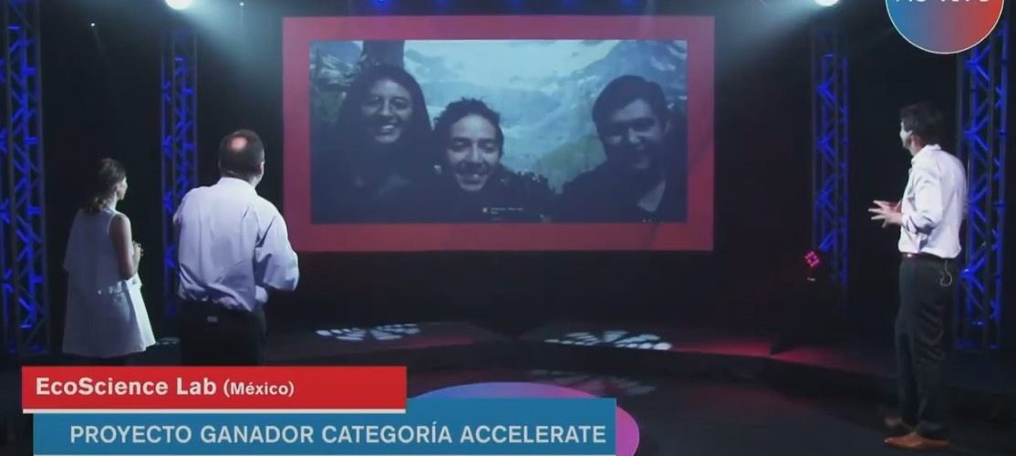 Triunfan politécnicos en concurso de innovación latinoamericano