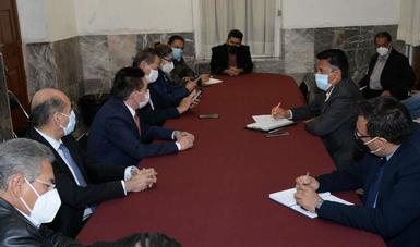 Logra Secretaría de Gobernación inicio de los acuerdos entre Interjet y trabajadores