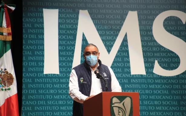 Aplica IMSS más de 2.3 millones de vacunas en todo el país para prevenir influenza estacional