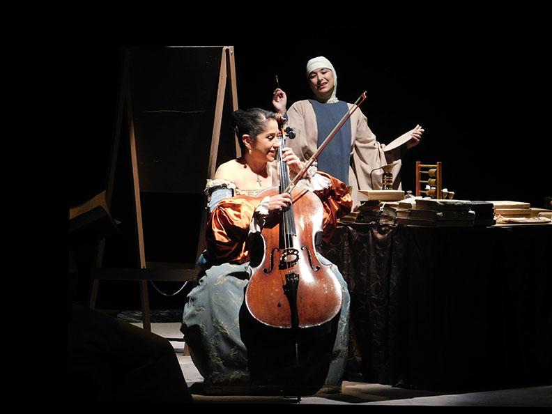 Con teatro y música celebrarán en el Teatro de la Ciudad Esperanza Iris más de tres siglos de Sor Juana