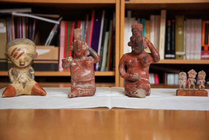 Gobierno de México recupera patrimonio cultural prehispánico en colaboración con el Gobierno de Australia