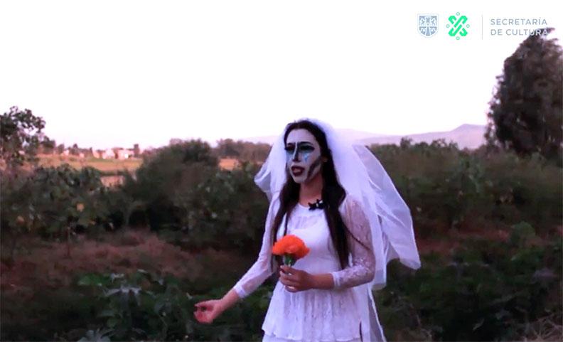 Con festival, los Talleres de Artes y Oficios Comunitarios se suman al festejo virtual de Día de Muertos