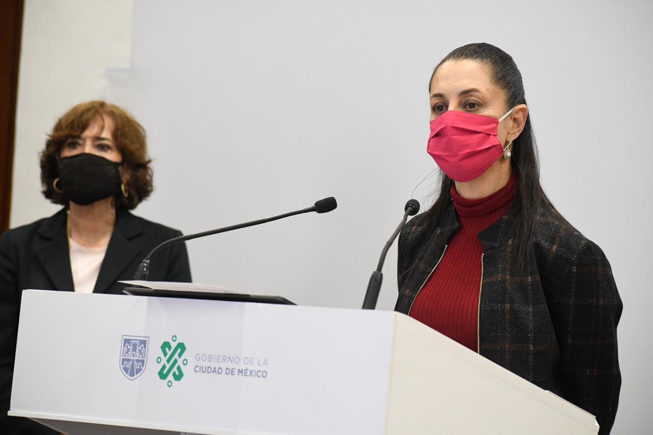 Inició Ciudad de México ensayo clínico de Fase Tres de la vacuna contra COVID-19