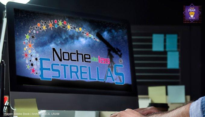 Noche de las Estrellas, el evento de divulgación científica más importante que se realiza en el país, será virtual.