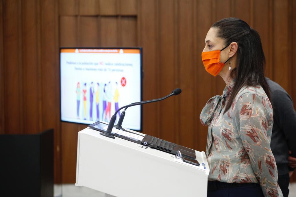 Establece Gobierno capitalino nuevas reglas en actividades económicas para evitar contagios de COVID-19